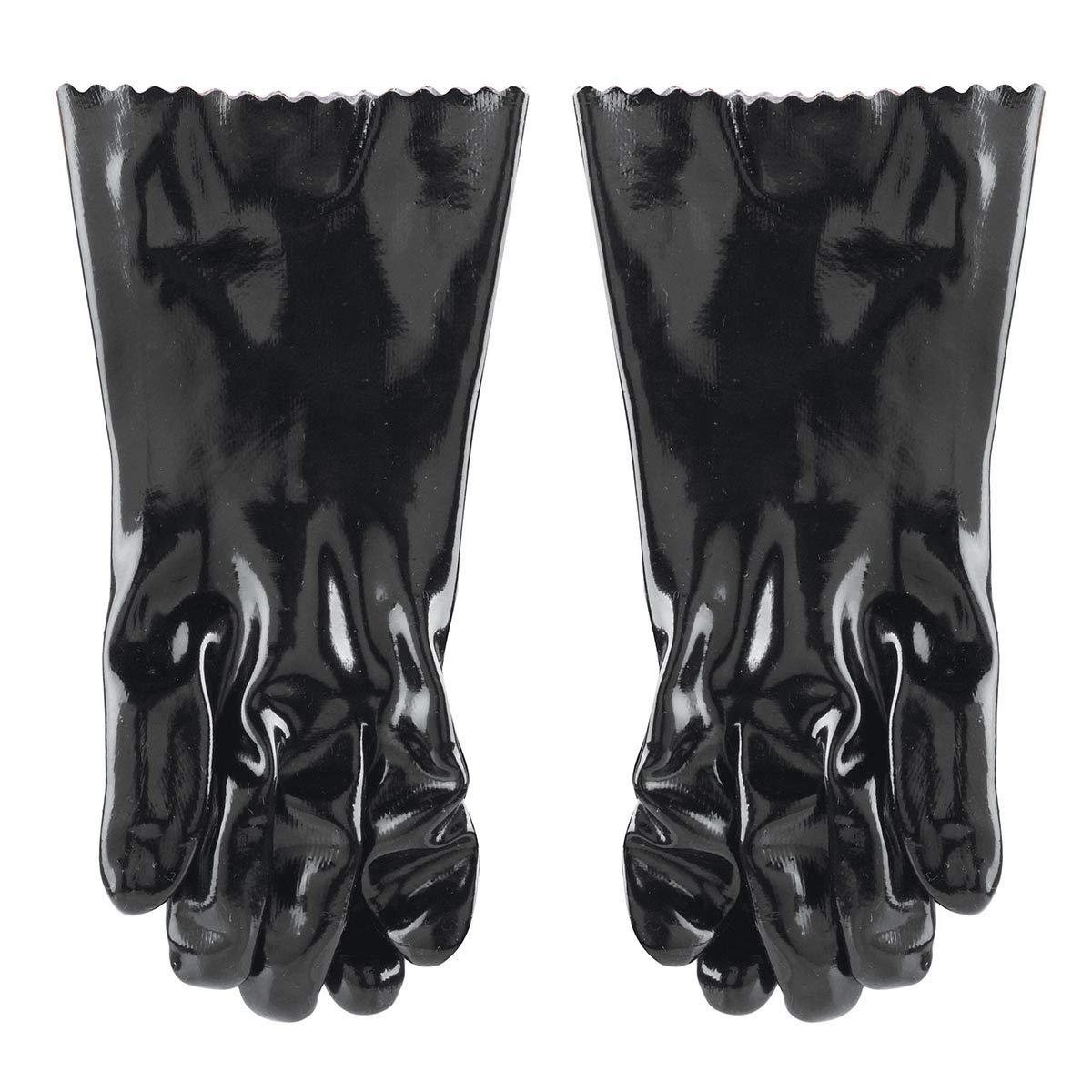 Amazon.com: MR. Bar-B-Q Insulated barbacoa guantes: Jardín y ...