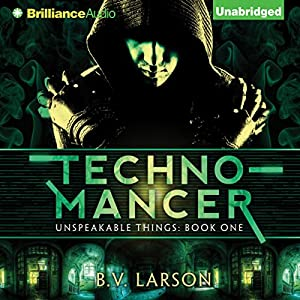 Technomancer Audiobook