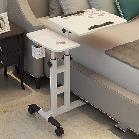 AINY Mesa Auxiliar con Tablero extraíble para Mouse Mesa de Regazo ...