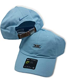 6a0527e82a8 NIKE U NSW H86 Cap AF1 Adjustable Cap Ocean Bliss Noise Aqua Metallic Silver