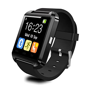 CHEREEKI Smartwatch Bluetooth Smart Watch Reloj Inteligente ...