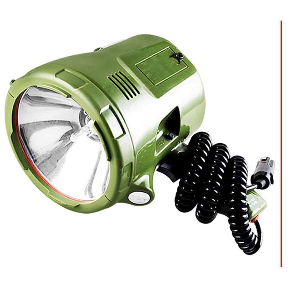 220W Marine Reflektor, 160W versteckte Projektor 12V 100W Xenon Lampe, 35W / 55W / 65W / 75W tragbarer Projektor, geeignet für Autos, Jagd, Camping, Boote, (Größe : 220W) geeignet für Autos (Größe : 220W) Wzlight