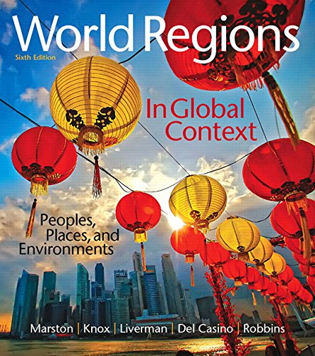 World Regions in Global Context: Peoples, Places, and Environments (6th Edition) cover