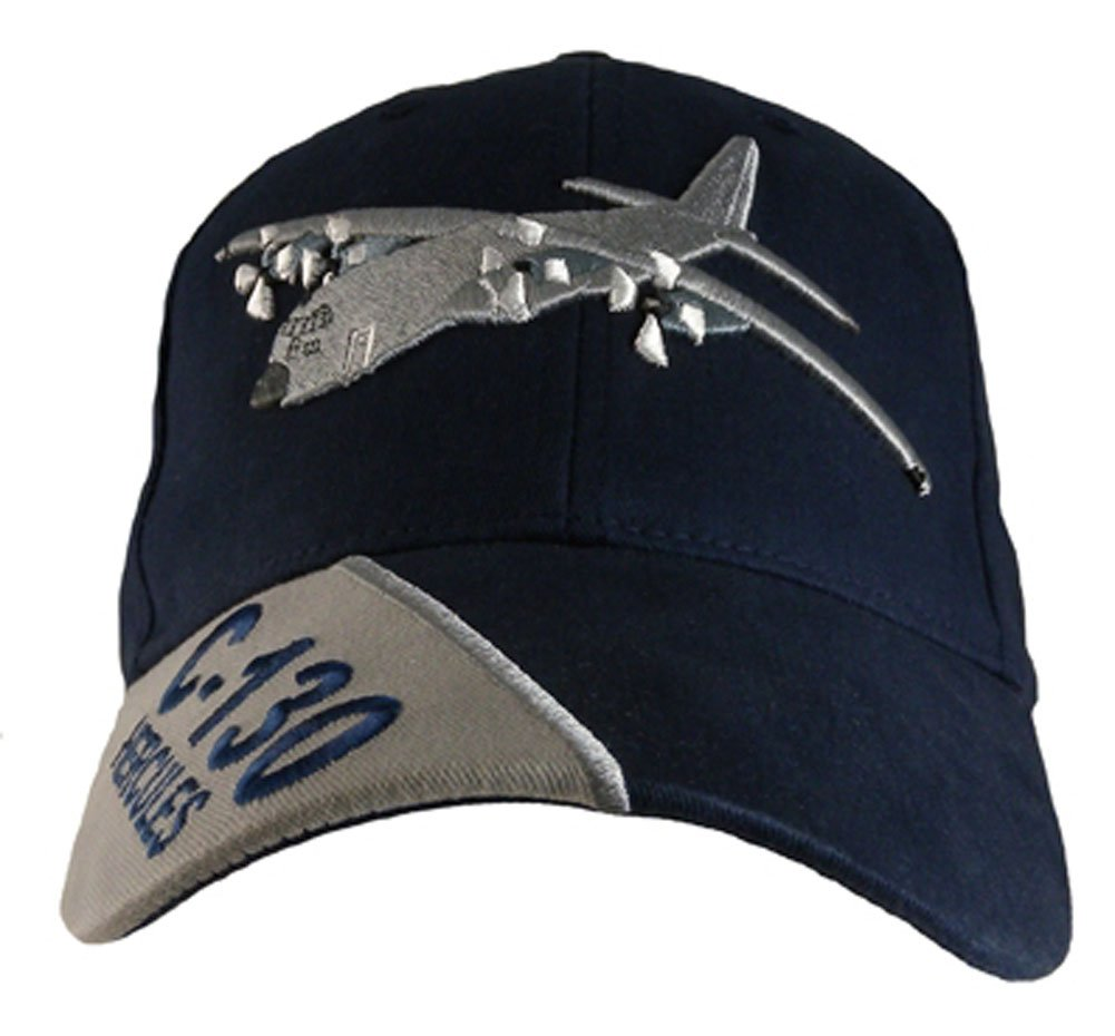 a3f7daabb30 Amazon.com  C-130 Hercules Hat   U.S. Air Force - USAF Baseball Cap 6314   Sports   Outdoors