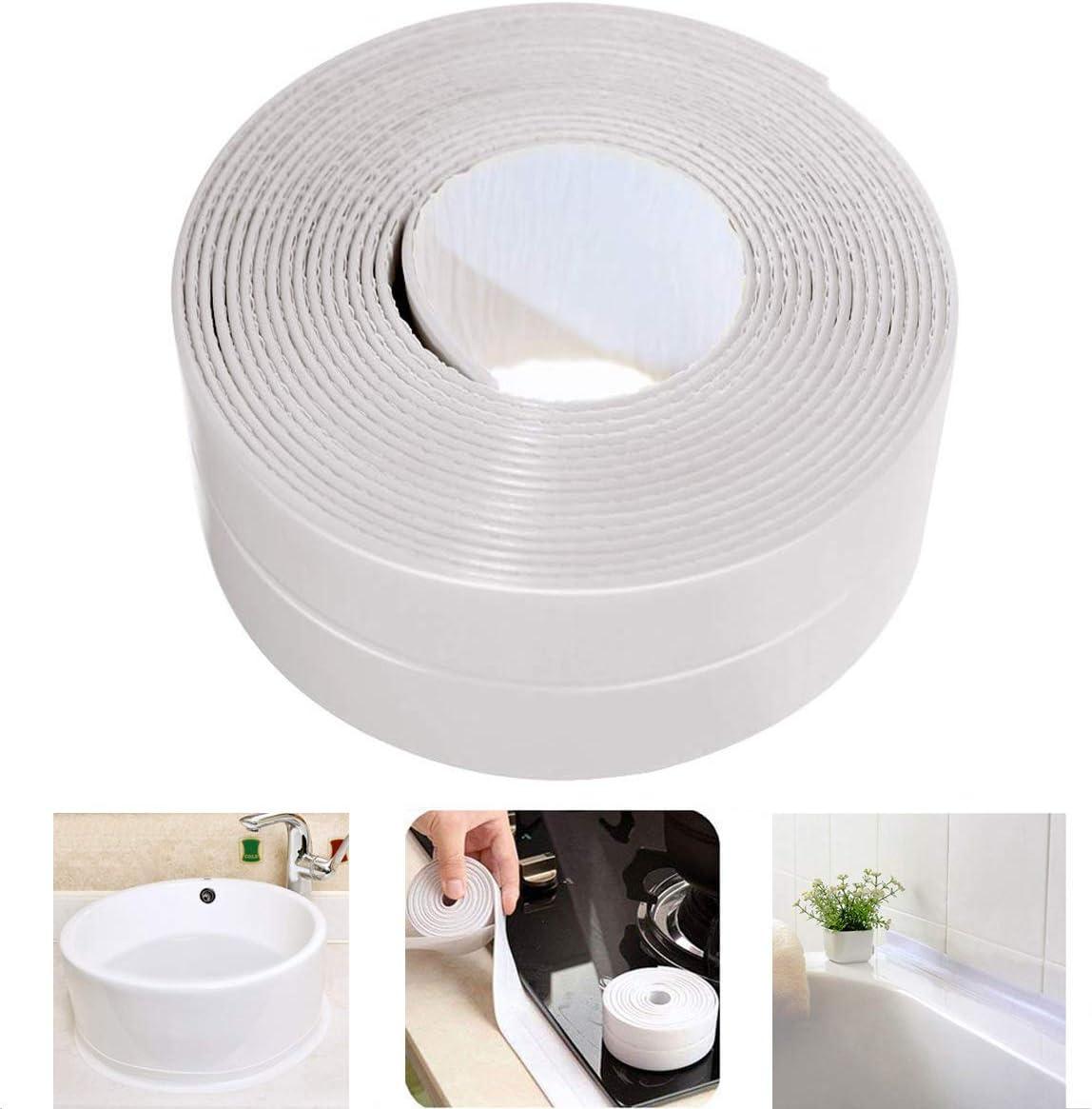 Amazon Com Sealing Strip Flexible Self Adhesive Caulking Tape