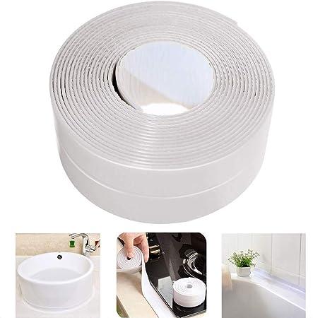 Sealing Strip Flexible Self Adhesive Caulking Tape Waterproof For