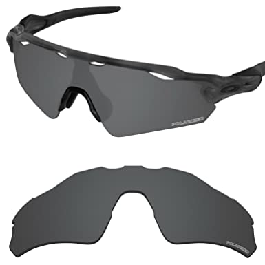 842ccb1889b Tintart Performance Lenses Compatible with Oakley Radar EV Path Polarized  Etched-Carbon Black
