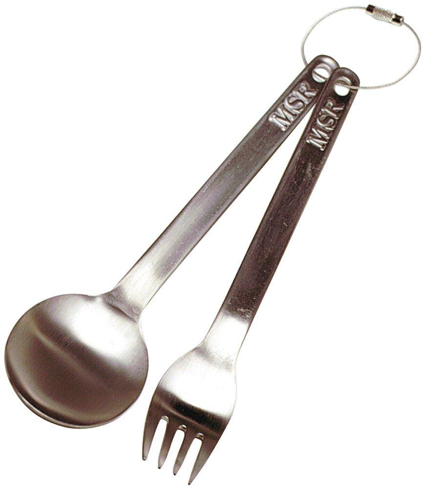MSR Titan Fork and Spoon