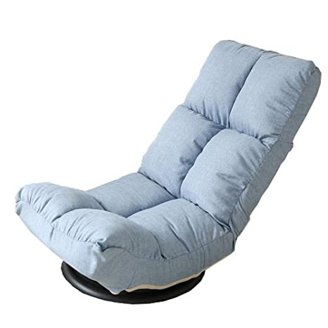 Amazon.com: Silla de salón plegable Lazy Couch, silla ...