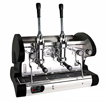 La Pavoni Bar 2L-B Manual Espresso Machine