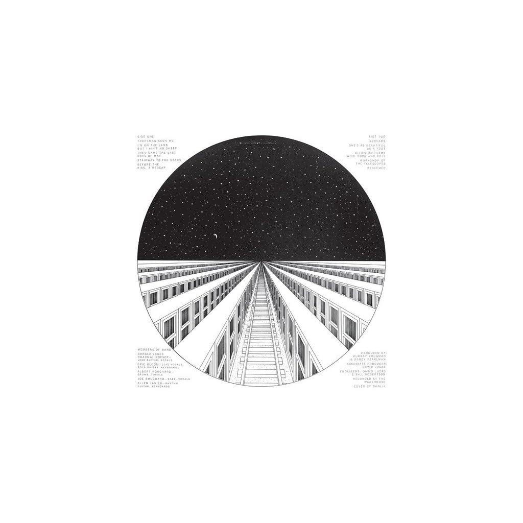 Blue Oyster Cult 180 gm vinyl] [Vinilo