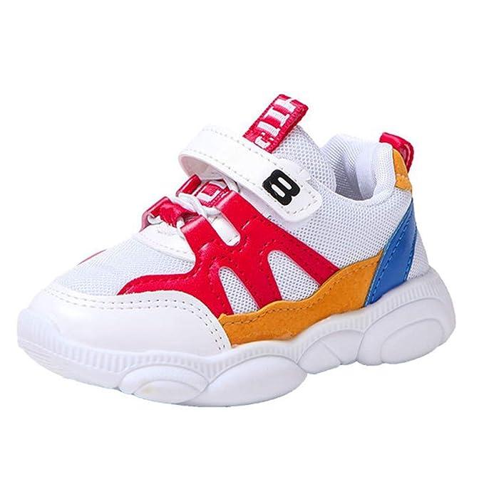 uk sporco vendita scontata il più grande sconto LianMengMVP Ragazzi Ragazze Invernali Sneakers Traspiranti Unisex ...