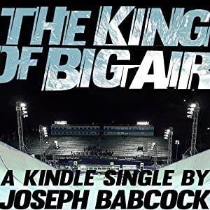 The King of Big Air Audiobook