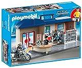 Playmobil - 5299 - Commissariat de police transportable
