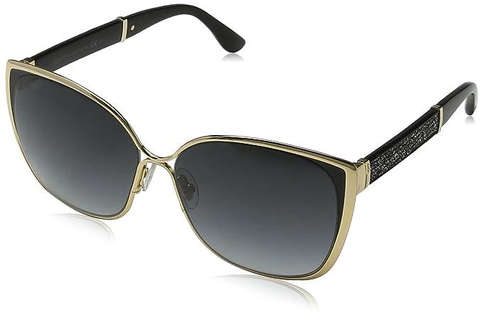 Jimmy Choo Mujer MATY/S 9O 17B 58 Gafas de sol, Dorado (Gdbk ...