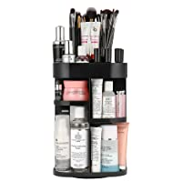 Deals on Jerrybox Makeup Organizer Adjustable Makeup Organizer Shelf