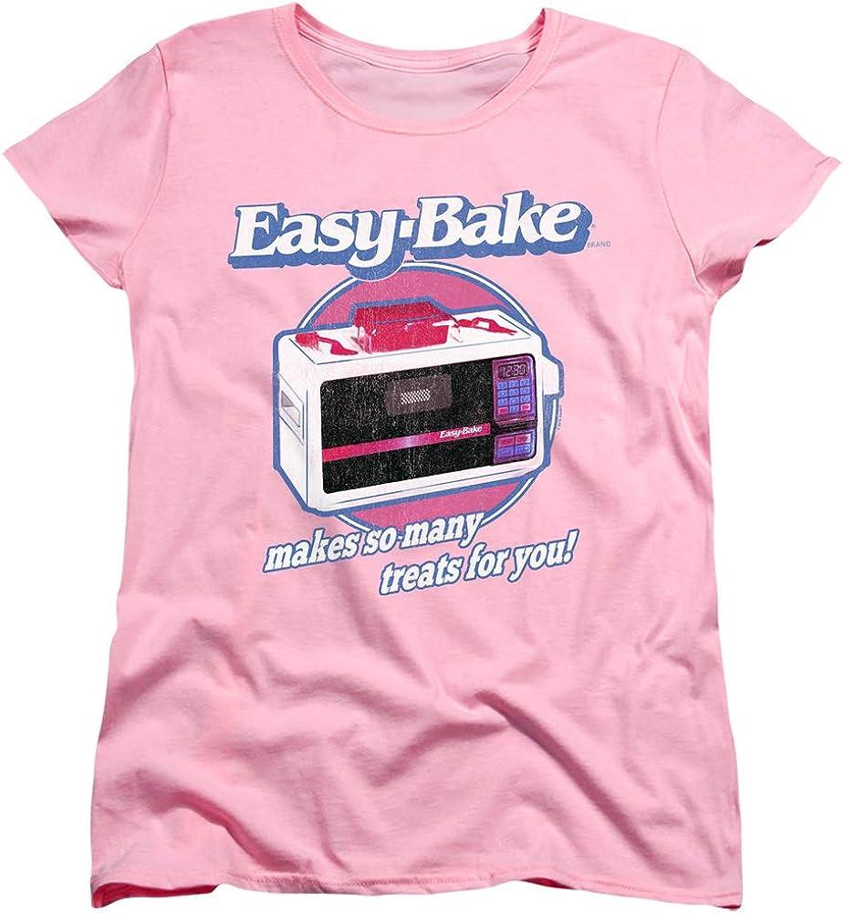 Trevco Easy Bake Oven Treats Women's T Shirt