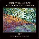 Calendar 2017 Erin Hanson: Fine Art Landscapes in Oil