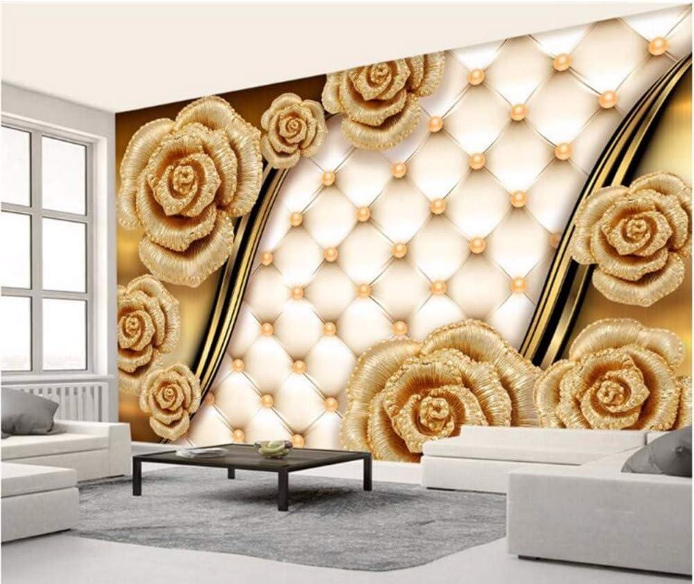 Rureng Mural Fotográfico Personalizado Fondos De Pantalla 3D Rosas ...