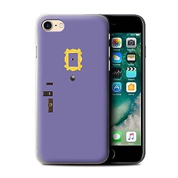 eSwish Carcasa/Funda Dura para el Apple iPhone 7 / Serie ...