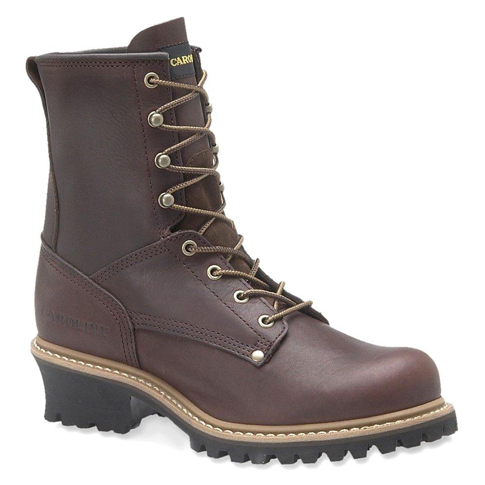 133f3fa5f65 Carolina Uninsulated Steel Toe Logger Boot