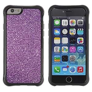 "Hypernova Defender Series TPU protection Cas Case Coque pour Apple Iphone 6 PLUS 5.5 [Glitter Nieve Estrellas del cielo Universo""]"
