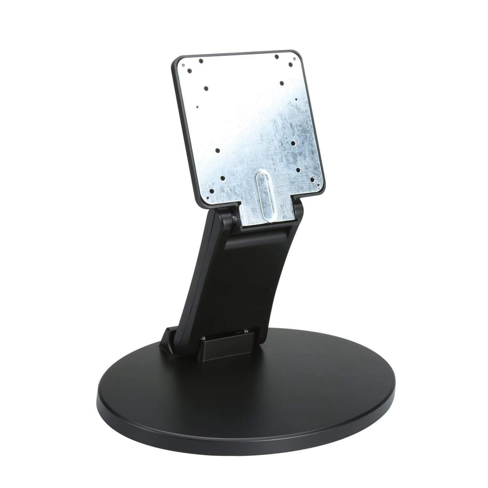 Wearson WS-03C Folding Metal LCD TV Holder Touch Screen Monitor Desk Bracket with VESA Hole 75x75&100x100mm