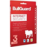BullGuard Internet Security 2017 - 1 Year/3 Device - Multi Device License (PC)