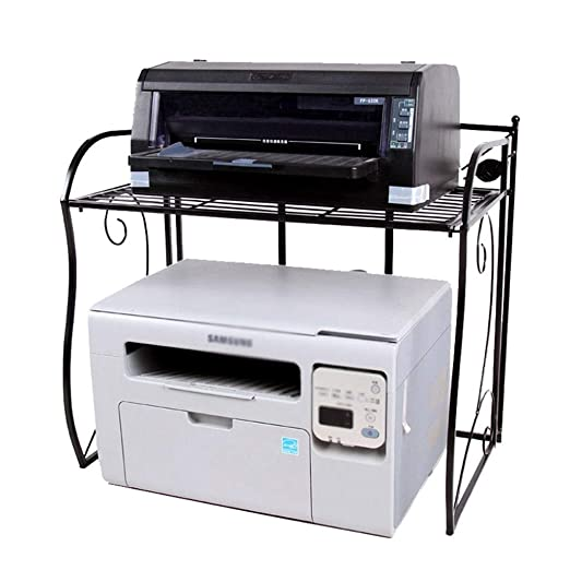 Weq Estante de Doble Capa para Impresora de Oficina, Estudiante ...