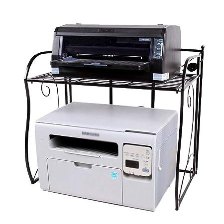 Weq Estante de Doble Capa para Impresora de Oficina ...