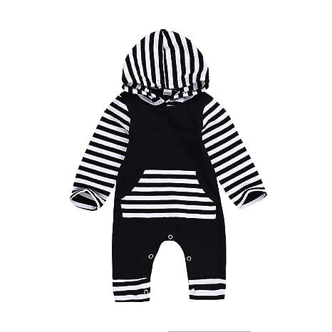 UK Kids Baby Boys Girls Baseball Romper Jumpsuit Children Infant Outfit Clothes