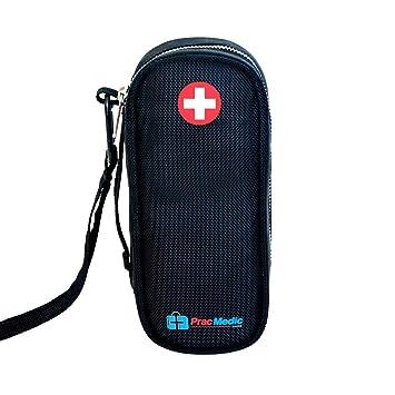Amazon.com: EpiPen Case Insulated a Fit 2 epipens o auvi-q ...
