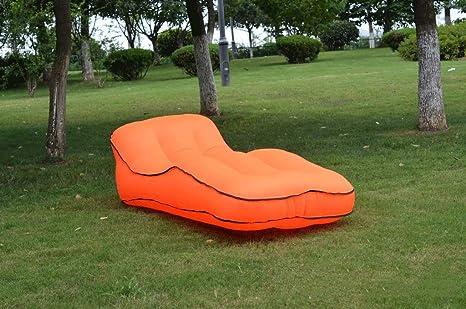 Amazon.com: DONGY - Sofá hinchable para exteriores ...