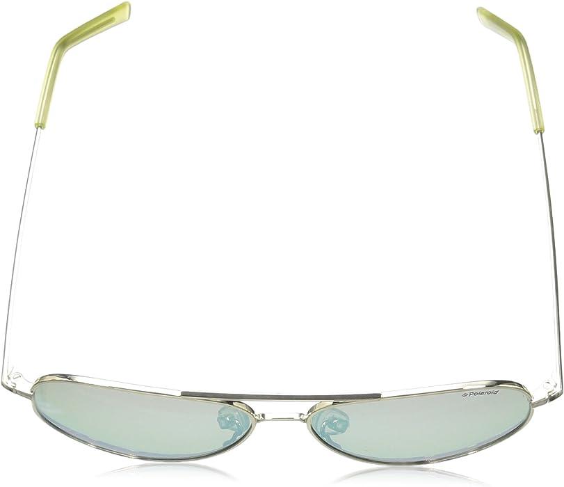 8616f41bfdd Polaroid Kids  PLD 8015 N JB J5G Sunglasses