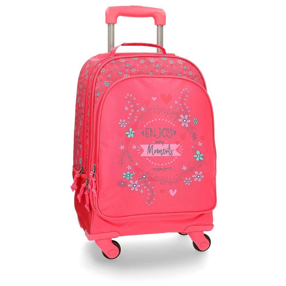 Backpack 44cm 4R MOVOM Enjoy School Backpack 44 Centimeters 29.57 Pink (pink)