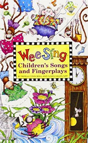 Songs and Fingerplays (Preschool Cd)