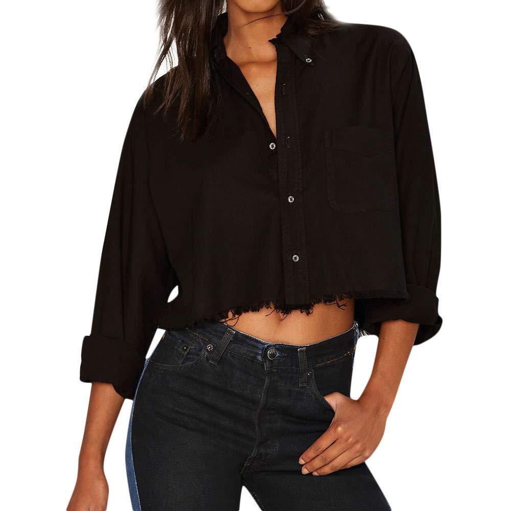Hemlock Women Short Bomber Jacket Sweater Turndown Collar Retro Cardigan Coat Cropped Blazer Pullovers
