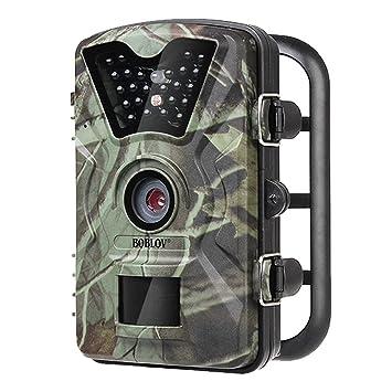 """Cámara de caza 12MP 1080P 2.4 """"LCD Cámara infrarroja de visión nocturna con 24"""