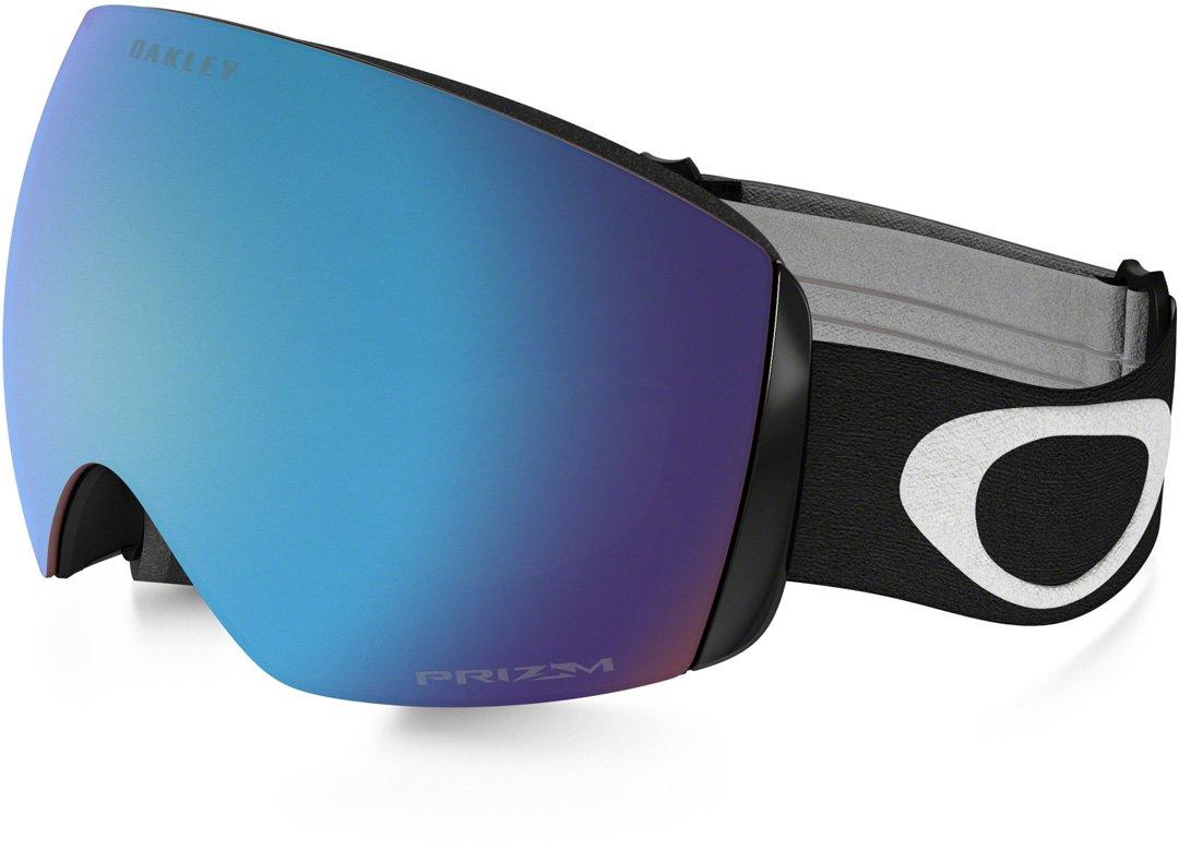 OAKLEY Máscara de Esquí Flight Deck Xm Negro / Azul