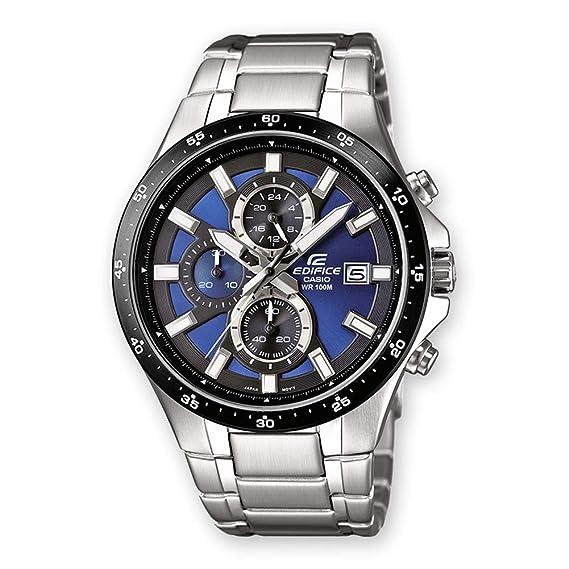 Para Reloj Hombre Casio Casio Reloj Edifice Hombre Edifice Reloj Para Casio 54Aj3RL