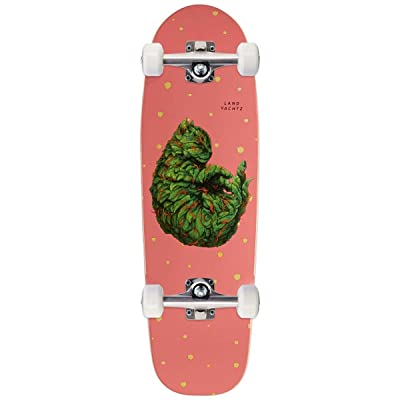 Landyachtz Dinghy Blunt Meowijuana Longboard Complete : Sports & Outdoors