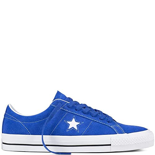 a2f06a7b00b2e2 Image Unavailable. Converse Men s ONE Star PRO OX Mineral Yellow White ...