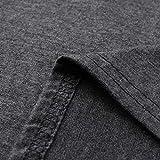 UONQD Women Plus Size Printing Stripe Round Neck
