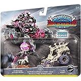 Figurine Skylanders : Superchargers - Dual Pack - Bone Bash Roller Brawl + Tomb Buggy