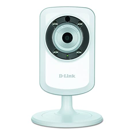 D-Link Wireless Day/Night Network Surveillance Camera with mydlink-Enabled and a Built-In Wi-Fi Extender (DCS-933L) Dome Cameras at amazon