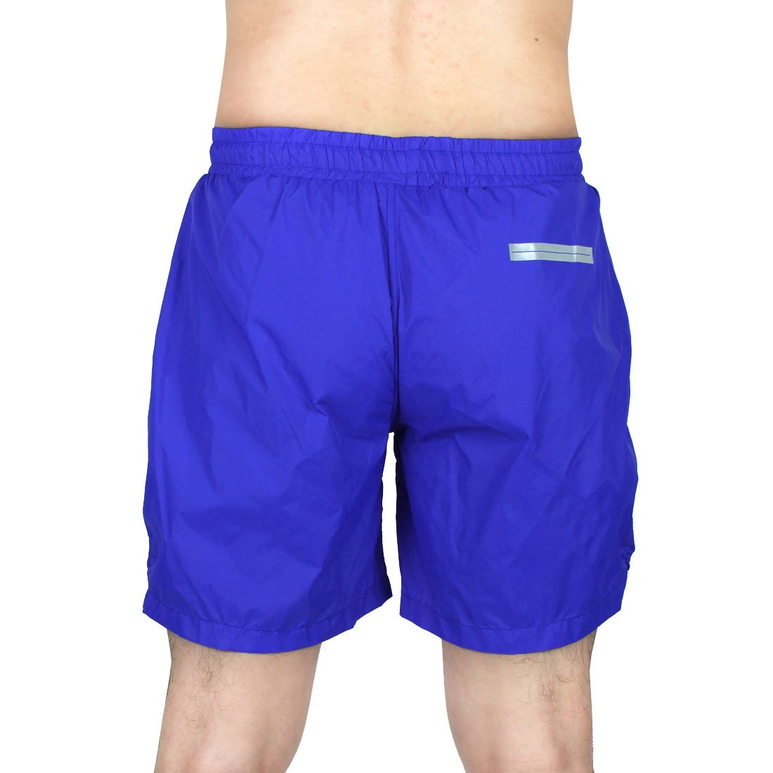 0d6a82451c uxcell Men Exercise Running Polyester Casual Breathable Summer Beach Surf  Board Shorts Pants W30 Dark Blue: Amazon.in: Clothing & Accessories