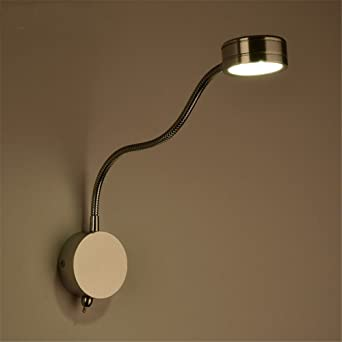 Lesen LED Wandleuchte Schlafzimmer Leselampe Arbeit Büro ...