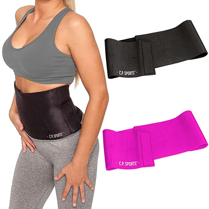 58f57a83179 C.P. Sports Fitness Belt Belly Fat Burning   Waist Trimmer Belt for ...