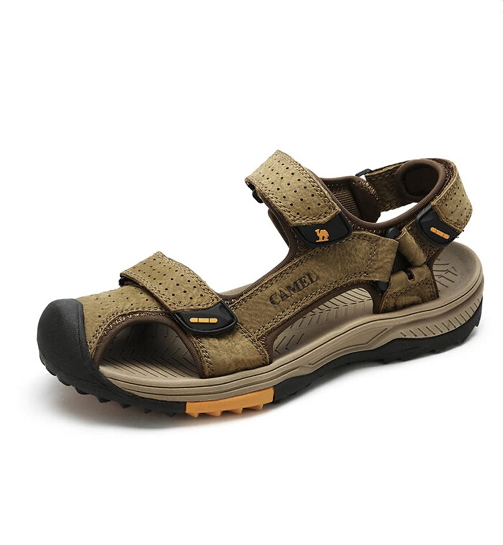 Men's RV Performance Closed Toe Sandal Color Bronze Size 43 M EU