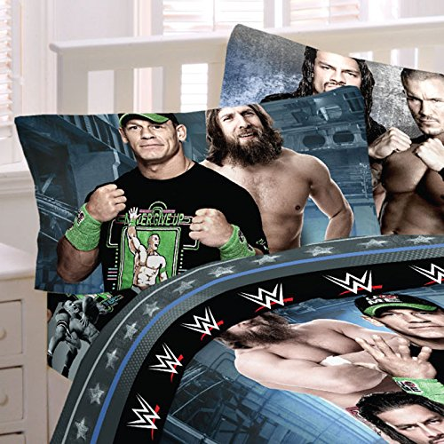 WWE Industrial Strength Full Sheet Set by World Wrestling Entertainment
